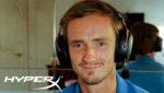 HyperX เซ็นสัญญากับนักเทนนิสมืออาชีพ ดานิล เมดเวเดฟ ร่วมทัพแบรนด์แอมบาสเดอร์ระดับโลก
